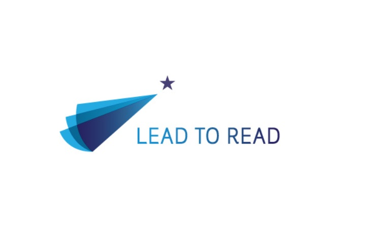 Lead to read logo