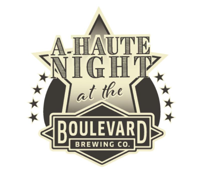 A haute night logo