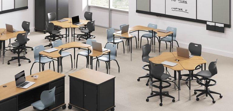 high school collaborative classroom