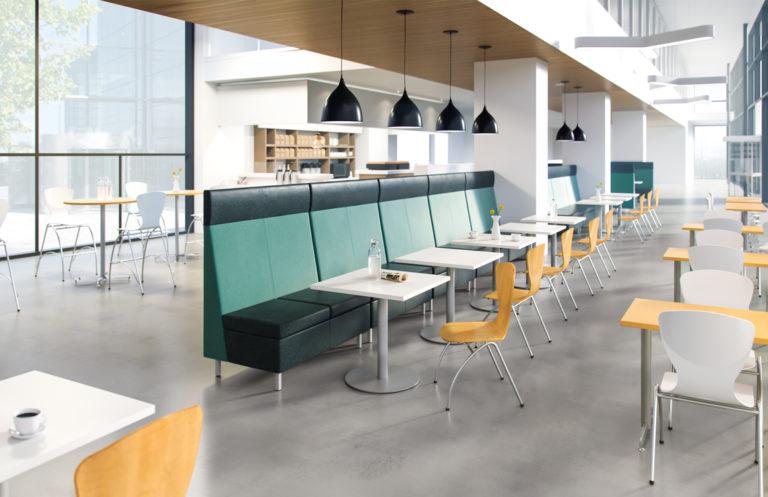 Kimball KC dining seating villa