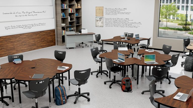 World History Active Classroom Furniture Solutions