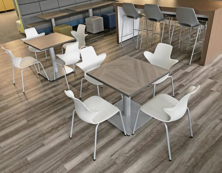 Modern cafe furniture Kansas City