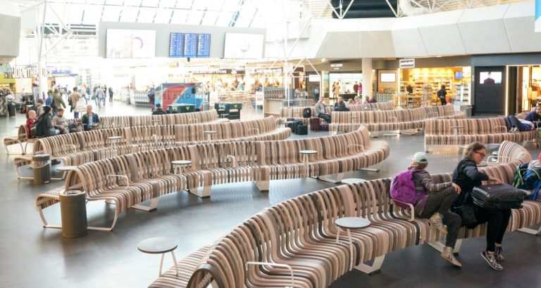 Airport Seating Government furniture supplier KC