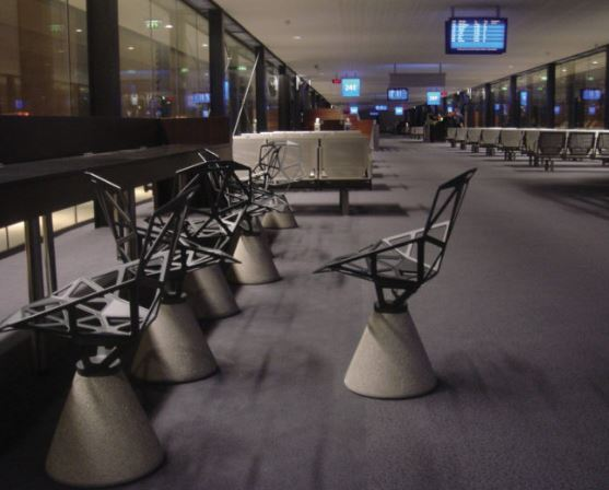 Magis Airport Seating