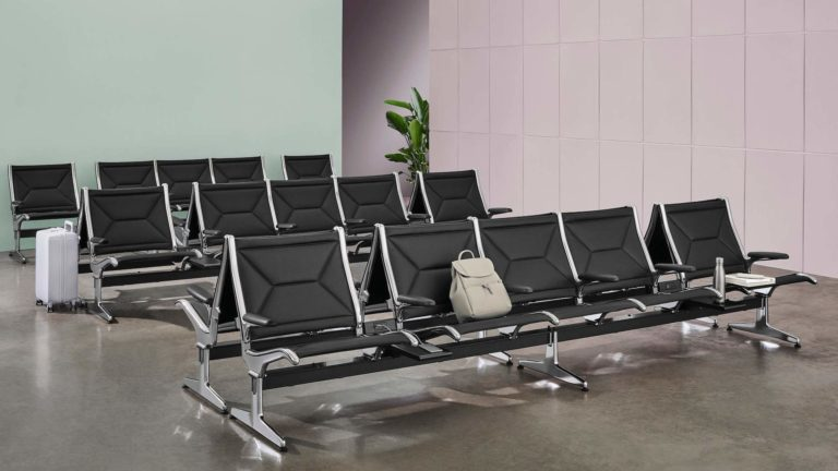 Commercial furniture supplier KC Airport seating