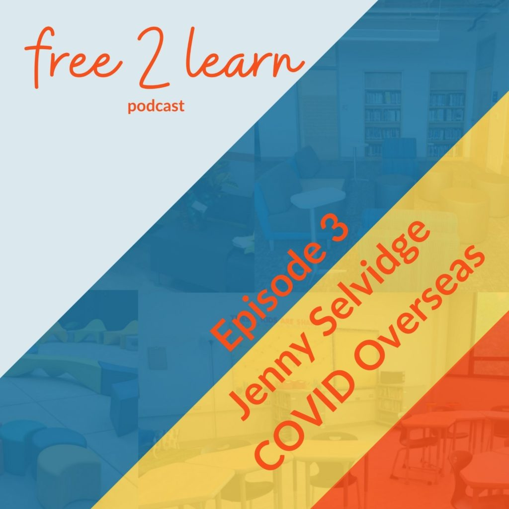 Freedom Interiors Free2Learn Podcast